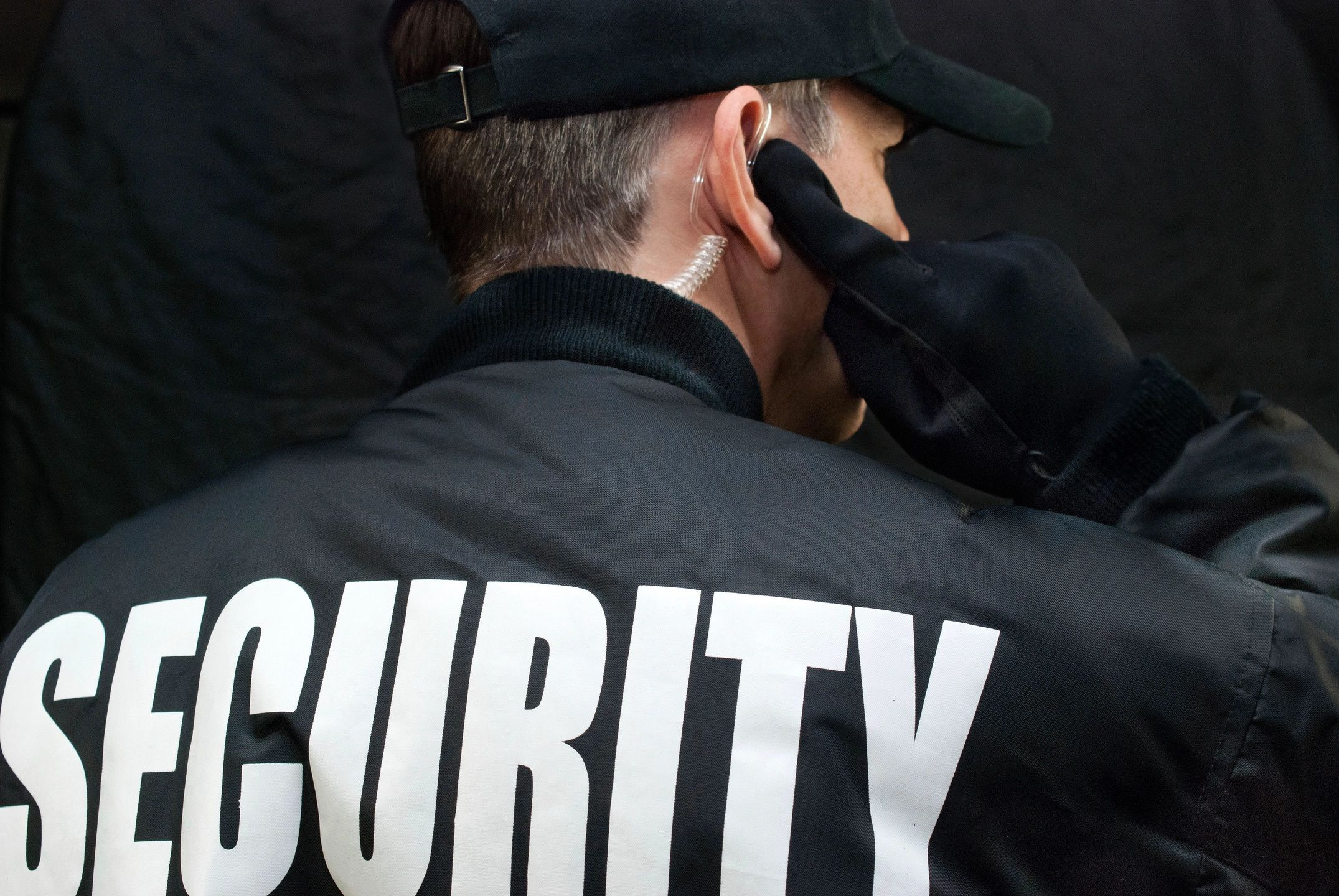 Security Guard Services - Staffing